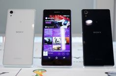 Sony launched the duo phone the Xperia Tablet Z2