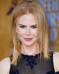Spring's Sexiest Hairstyles: Nicole Kidman's Sleek Bob