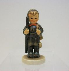 Hummel Figurine 12 2/0 Chimney Sweep TMK 3 Paper Label. $45.94