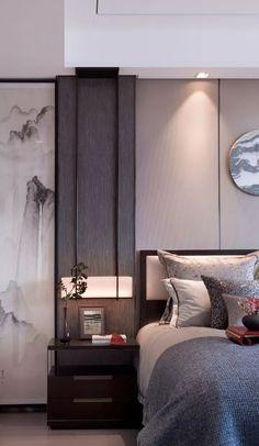 朗联设计新作—汕头东海岸之心三套样板间设计
