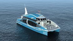 A ferry that runs on hydrogen fuel cells is coming to San Francisco | Grist