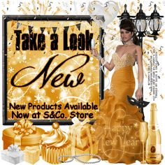 """Tube """"Susanne"""" & Kit """"Happy New Year"""" both by Tammy's Welt  http://qtagsbysuzieq.blogspot.com/2014/12/ad-ctteam-for-s-store-totally-new_30.html"""