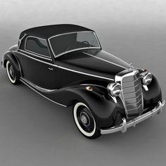 1949 Mercedes-Benz W136