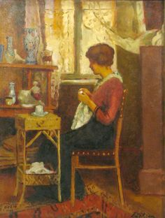 In atelier - Stefan Luchian (Romanian painter) Anemone Flower, Art Database, Oil Painting Reproductions, Art Nouveau, Artwork, Paintings, Wikimedia Commons, Matisse, Romania
