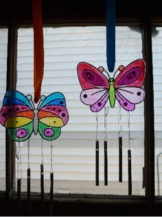 """These markers are great! I took the time to relax and color my indoor butterfly wind chimes and decorate them... These have so many uses I cannot wait to use them more!"" -jen425666"