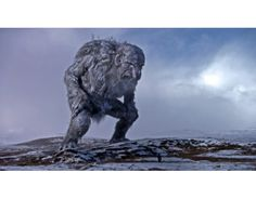 NORWAY: Troll Hunter Norwegian Film- best watched in original language with subtitles if you're not Norwegian, rather than the dubbed English language/American accent version. Great piece of storytelling! Troll, Norse Mythology, Horror Films, Free Pictures, Picture Photo, Norway, Scandinavian, Creepy, Lion Sculpture