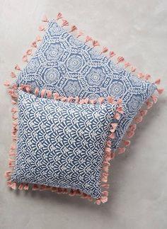 throw pillows | designlovefest