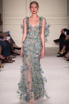 Marchesa - Spring/Summer 2016 Ready-To-Wear - NYFW (Vogue.co.uk)