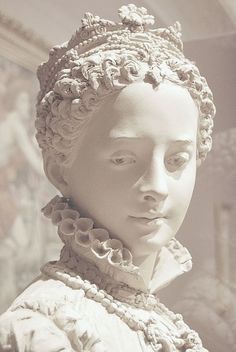 Mary Queen of Scots, Albert-Ernest Carrier-Belleuse, Legion of Honor Museum, San Francisco, CA: