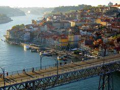 Porto Transportation, River, Outdoor, Blog, Porto, Tiles, Outdoors, Outdoor Living, Garden