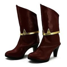 Honestly, I wouldn't wait to finish a cosplay for her before I wore these. Cosplay Boots, Casual Cosplay, Cosplay Dress, Cosplay Outfits, Cool Costumes, Costume Ideas, Halloween Costumes, Rwby Cosplay, Anime Cosplay