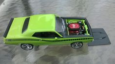 1970 'Cuda AAR - Scale Auto Magazine - For building plastic & resin scale model cars, trucks, motorcycles, & dioramas
