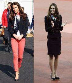 Catherine,Duchess of Cambridge キャサリン妃☆ジャケットスタイル