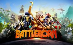 Battleborn Release (BattlebornGame) on Pinterest