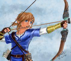 Zelda U/NX Link by LinkFan29.deviantart.com on @DeviantArt