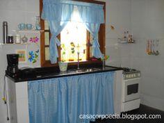 Decoração barata: cantinho da cozinha antes e depois!