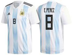 a43dec959 Argentina 2018 World Cup Home Jersey nicolas otamendi