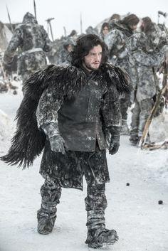 "John Snow ""Game of Thrones"" Season 3"