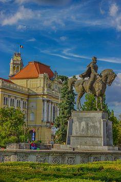 Statui orădene   Oradea in imagini