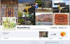 Planificación Turística para la creación de productos turísticos que combinen recursos, alojamiento, restauración y oferta complementaria y la comunicación online de las Rutas del Rincón de Ademuz (Valencia) geoturismoweb.com/