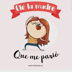 Y #olé #madre