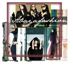 """""""abaya fashion"""" by sahrish-hossain ❤ liked on Polyvore"""