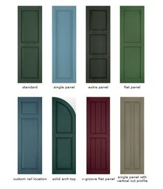 Image result for exterior shutters for windows