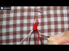 Vídeo #9 Como Tejer Pepita de Manera Fácil para Principiantes / Mundillo Tradicional - YouTube Videos, Pattern, Youtube, World, Saints, Table Toppers, Sparkly Eye Makeup, Hardanger Embroidery, How To Knit