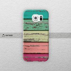 Paint wood  Galaxy S6 case Galaxy S5 case Galaxy by CaseToaster
