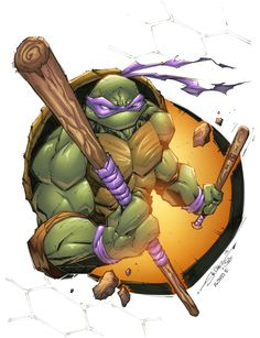 Donatello by AlonsoEspinoza on DeviantArt