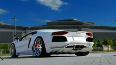 lamborghini aventador, sports car wallpapers and backgrounds