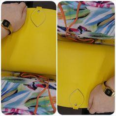 #weekend #Saturday #zatchels #yellow #bag