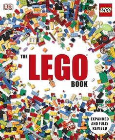"""Buy LEGO Book at Mighty Ape NZ. Discover the wonders of the LEGO[registered] universe with """"The LEGO Book"""". Explore and celebrate the fascinating story of LEGO and its much-loved toy. Legos, History Of Lego, Legoland Theme Park, Lego Books, Children's Books, Grade Books, Music Books, Fiction Books, Dk Publishing"""