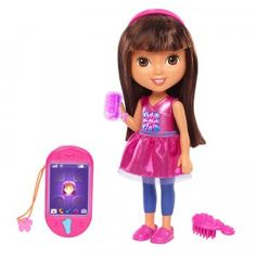 Dora and Friends Talking Dora & Smartphone from Fisher-Price