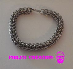 Chainmaille perse