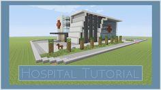Hospital Tutorial #1 Minecraft Xbox/Playstation/PE/PC