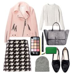 A fashion look from November 2013 featuring knit crop top, alice olivia skirt and black leather flats. Browse and shop related looks. Black Leather Flats, Fashion Looks, Crop Tops, Skirts, Polyvore, Pink, Shopping, Skirt