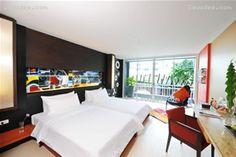 โรงแรม มีสไตล์ เพลส, โรงแรมใน กรุงเทพมหานคร :: จองโรงแรมทันที :: สวัสดีดอทคอม Places, Lugares