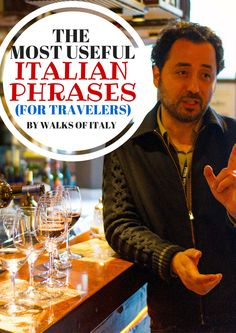 Italian Words and Phrases: The Most Useful Italian for Travelers Ordering in Italian in a Venetian cicchetti bar is easy, and also an amazing way to enjoy the city. Italy Travel Tips, Rome Travel, Travel Destinations, Venice Travel, Travel Usa, European Vacation, Italy Vacation, Italy Trip, Italian Phrases For Travelers