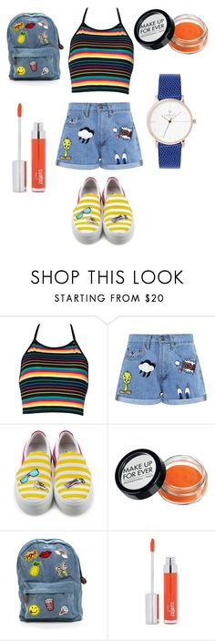 """colorfull set"" by evagelialove on Polyvore featuring Paul & Joe Sister, Joshua's and Zelens"