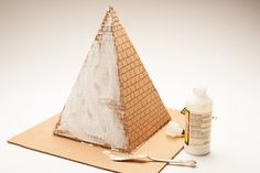 How to Build a Pyramid for a School Project (with Pictures) | eHow