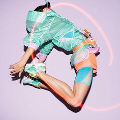 Stella McCartney for Adidas Sport Editorial, Editorial Fashion, Sporty Outfits, Sporty Style, Trendy Outfits, Sport Fashion, Trendy Fashion, Tennis Fashion, Fashion 2018