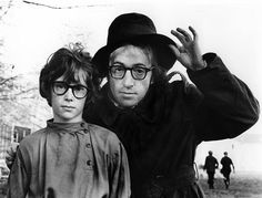 """""""I don't want to achieve immortality through my work. I want to achieve it by not dying"""" Woody Allen, LOVE AND DEATH, 1975"""