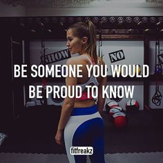 in-pursuit-of-fitness:  Be proud of you! on We Heart It -...