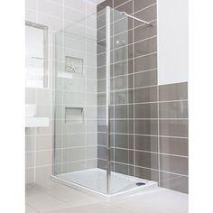 Arbella Walk In Shower Enclosure & Tray