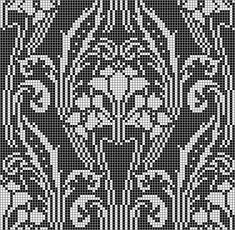 Ravelry: taith's wallpaper curtain