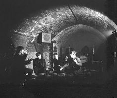 January 16, 1957 - The Cavern Club (where the Beatles got their start) opened in Liverpool England.