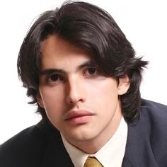 Pictures of Men's Long Haircuts, Gallery 1