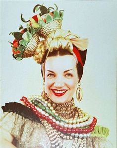 August 5th, 1955 - Carmen Miranda, singer/actress (Down Argentine Way), died at 46. Miranda unknowingly suffered a mild heart attack while performing during the taping of an episode of The Jimmy Durante Show. At around 4 a.m. on 5 August, Miranda suffered a second, fatal heart attack at her home in Beverly Hills.  (More go to: http://www.thefuneralsource.org/deathiversary/august/05.html)