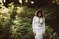 Nora Sarman / Pinewood Weddings / Wilderness Wilderness, Pure Products, Weddings, Bride, Wedding Dresses, Inspiration, Collection, Color, Fashion